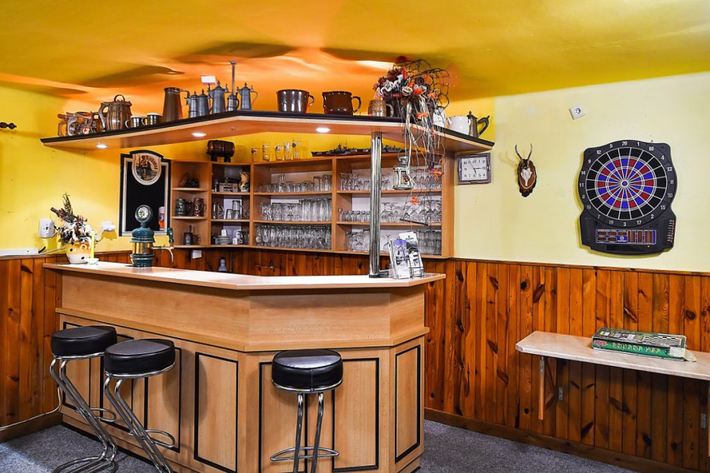 Bar | Pension Temný Dům Union