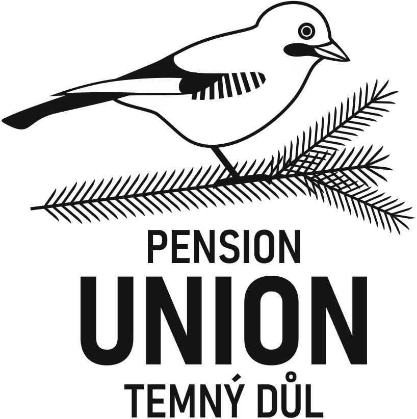 Union Logo | Pension Temný Dům Union